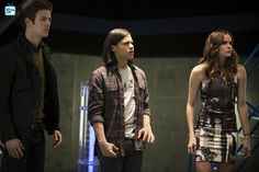 "The Flash - Barry, Cisco & Caitlin #1x20 #Season1 ""The Trap"" Promotional Photos."