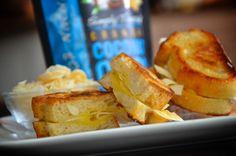 Recipe | bare Coconut Crunch Grilled Cheese | bare Snacks