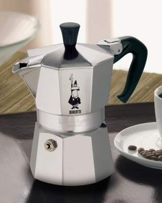 The Bialetti Moka Express makes coffee the same way as all the other stovetops you can buy.