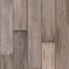 "Inverness 5"" Walnut Hardwood Flooring in Alabaster"