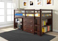 Profile Low Loft Bed