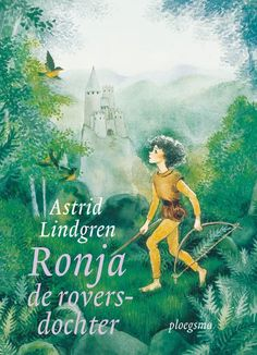 It's a childrensbook written by Astrid Lindgren, but it's still one of my favorite books. The movie is also worth watching! I Love Books, Great Books, My Books, Kids Book Series, The Art Of Storytelling, The Book Thief, World Of Books, Personalized Books, Film Books