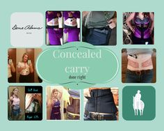 Concealed Carry by Dene Adams