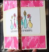 Anleitung für eine sog. Endloskarte Endless Card Infinity Card Never Ending Card Stampin Up  01