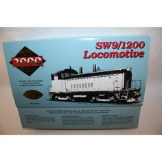 PROTO 2000 SERIES SW9/1200 LOCOMOTIVE TRAIN LIFE LIKE HO SCALE LIMITED EDITION LEHIGH WALLEY
