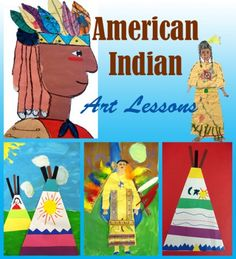 American Indian Art Lesson Plans -- Deep Space Sparkle: Art Lessons for Kids Native American Lessons, Native American Crafts, American Indian Art, American Indians, Art Lessons For Kids, Art Lessons Elementary, Arte Elemental, Deep Space Sparkle, Ecole Art