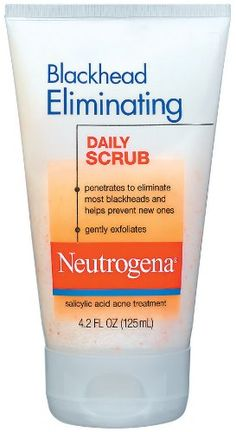 Neutrogena Blackhead Eliminating Daily Scrub, 4.2 Ounce Neutrogena http://www.amazon.com/dp/B000RY4DJS/ref=cm_sw_r_pi_dp_dLbYtb07ATT337BX