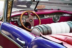 Step back in time with the classic cars of Havana - this country is a moving car museum. But there's also so much more to discover in this captivating country.  and incredible guide to Havana by our expert Andra Dobrescu
