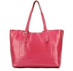 rose candy classic style soft genuine leather tote bags by starbag, $49.59