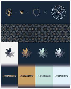Stanhope - Corporate Design by Mister Onüff