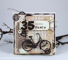 Creatables Bicycle (LR0233) by Marianne Design