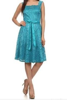 Beautiful In Lace Teal Belted Lace Evening Dress is perfect for your next event or occasion! This all over Teal lace dress is not just beautiful, it's stunning!! Featuring a teal lace overlay Romantic
