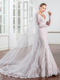 Vestido de noiva modelo: Ballet 19