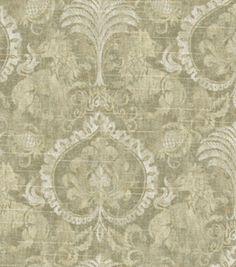 Home Decor Print Fabric-Waverly Palazzo Leone/Patina