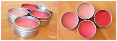 How to make lip gloss the cheap and easy (and all-natural) way! You will never go back after using this diy lip gloss recipe that's only 4 ingredients! Best Lip Gloss, Diy Lip Gloss, Lip Scrub Homemade, Homemade Moisturizer, Lip Gloss Containers, Flavored Lip Gloss, Lipstick Tutorial, Diy Body Scrub, Lip Fillers