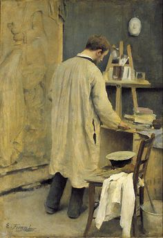 Bearded Blokes of the Belle Epoque: Emile Friant (1863-1932