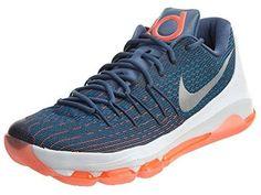 Nike KD 8 Men's Basketball Shoes Blue Basketball Shoes, Sports Shoes, Men's Basketball, Running Shoes For Men, Running Women, Summer Sneakers, Sneakers Nike, Adidas Dame, Sneaker Brands