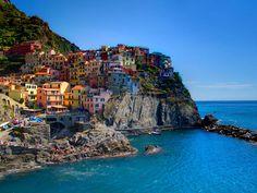 Village of Manarola of Cinque Terre, Italy Positano, Cinque Terre Italia, Italian Village, Places In Italy, Excursion, Destination Voyage, Amalfi Coast, Luxury Travel, Vacation