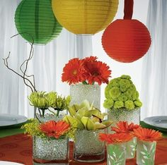 WATER BEADS for centerpieces, weddings, vases, plants!    Go to www.MagicWaterBeads.com    888 498 8730