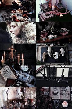 "call-me-winter-soldier: ""Solitary witch aesthetic (more) """