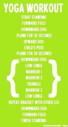 Yoga Workout pilates-yoga-for-a-lean-body