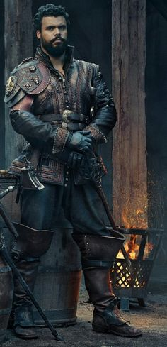 The Musketeers - Series III Promo (Porthos)