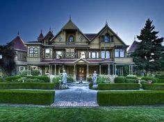 La casa del misterio de Winchester - San José, California | 13 lugares que cualquier amante de las historias de terror debe visitar antes de morir