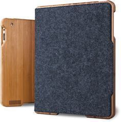 iPad Case ( Bamboo & Wool ) - Felt