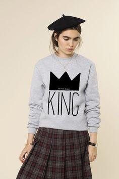 Rad | Basquiat Sweater - BIG CITY