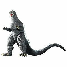 """Bandai JAPAN Movie Monster Series: GODZILLA 2005 (FINAL WARS) by Bandai. $18.49. This item is NOT A TOY. It is a replica product for ADULT COLLECTORS only and does not necessarily comply with Toy Safety Regulations.  Bandai JAPAN Movie Monster Series: GODZILLA 2005 (FINAL WARS). As seen in the Japanese movie """"Godzilla: Final Wars"""" (2004) produced by Toho.  Welcome to the wonderful world of Japanese movie monsters or Kaiju! The Bandai Movie Monster Series are soft vinyl..."""