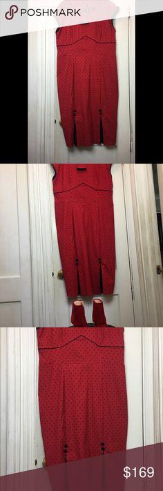 ca708fb34b Stop Staring Polka Dot Dress Stop Staring Polka Dot Dress Condition:  Pre-owned great