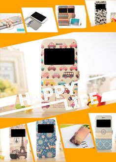 Aliexpress.com : Buy For Apple iPhone 6 Air Plus 5.5 PU Leather Magnetic Flip View Window Case Wallet Stand Cover Colorful Fashion Promotion Newest from Reliable promotional items for christmas suppliers on Factory to You Without Freight)