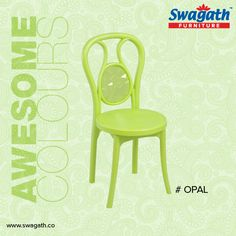 Add style to your living room and office with our unique combination of comfort and luxury Opal #chairs. Select from the numerous attractive colours at www.swagath.co !!