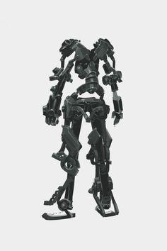 ArtStation - Yoshi, scifi character design, German Garcia