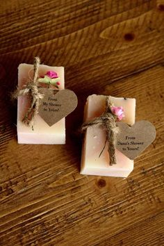 Hottest Absolutely Free Bridal Shower Favors soap Strategies For a lot of, wedding planning showers are a timeless tradition that suggests a residential district of female. Wedding Shower Favors, Rustic Wedding Favors, Bridal Shower Rustic, Unique Wedding Favors, Bridal Shower Games, Baby Shower Favors, Bridal Showers, Soap Favors, Rose Soap