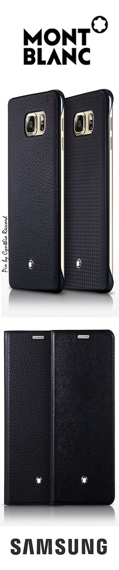Montblanc | Suit up your Galaxy Note 5 with understated elegance | cynthia reccord