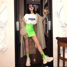 ˗ˏˋ I s a b e l l a ˊˎ˗ - Preteen Clothing Aesthetic Fashion, Look Fashion, 90s Fashion, Aesthetic Clothes, Korean Fashion, Fashion Outfits, Womens Fashion, Urban Aesthetic, Fashion Clothes