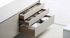 Designline Küche - Produkte: Bulthaup, Ordnungssystem  - Küchensysteme