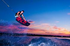 Wakeboarding is a blast! I need to learn new tricks this summer <3