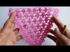 Diy Crafts - yenişalmodelleri-Enjoy the videos and music you love, upload original content, and share it all with friends, family, and the world on Yo Booties Crochet, Baby Knitting Patterns, Fingerless Gloves, Arm Warmers, Diy Crafts, Youtube, Color, Shawls, Wool Quilts