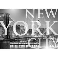 Fotomural New York City