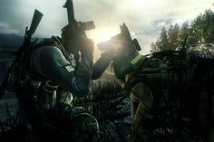 Call of Duty Ghost Dogs Games Wallpaper HD