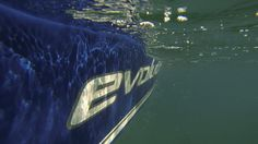 Great shot from a GoPro while out fishing. The Evolution Boat range is made right here in Melbourne.