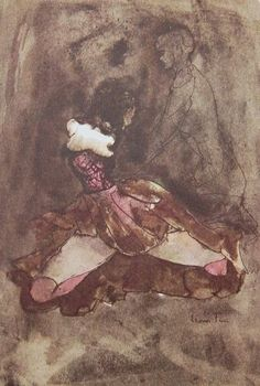 Art by Leonor Fini