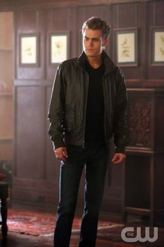 """""""The Ties That Bind""""--Paul Wesley as Stefan on THE VAMPIRE DIARIES on The CW. Photo: Quantrell D. Colbert/The CW ©2011 THE CW NETWORK. ALL RIGHT RESERVED."""