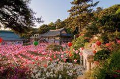 Incheon Buddhist temple