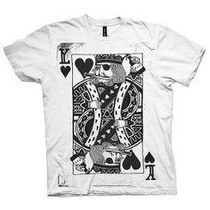 Pirate King cool Poker T-shirt