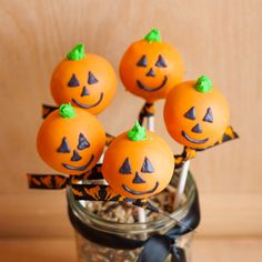 ArtandtheKitchen: Halloween Cake Pops