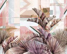Les papiers peints tendances Papier peint Floridita (Wall & Deco)