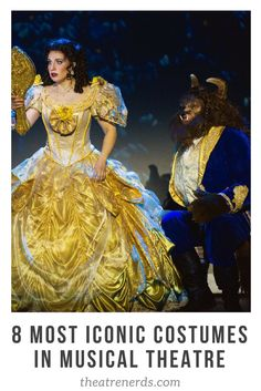 The 8 Most Iconic Costumes In Musical Theatre